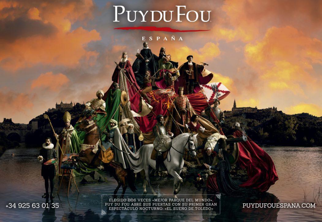 """""""El Sueño de Toledo"""" – Puy du Fou España – Reserva tus entradas con nosotros"""