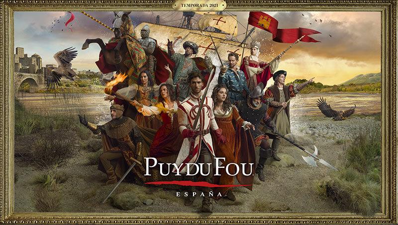 Puy du Fou España  - 2021 -  Nuevos Espectáculos,