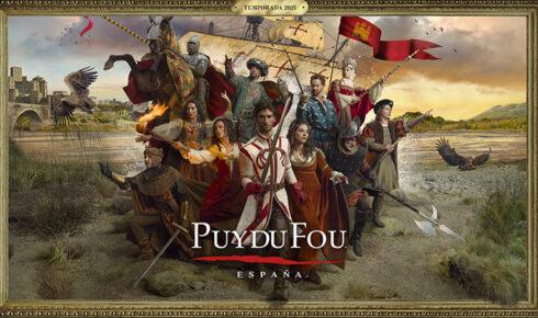 Puy du Fou España  – 2021 –  Nuevos Espectáculos,