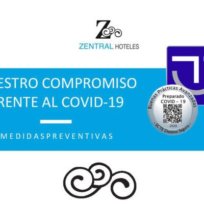 Zentral Hoteles  Covi19